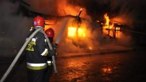 Jak się zachować w razie pożaru w firmie?
